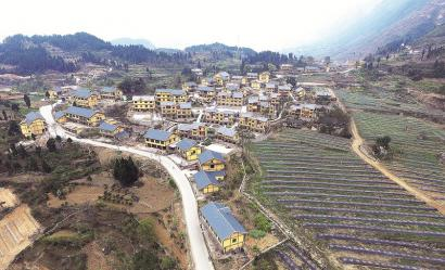 四川泸州石坝乡风景区